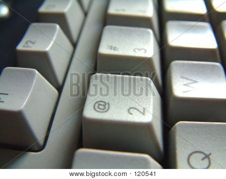 Keyboard - Up Close