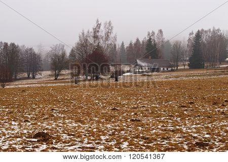 Cottage In The Fields, Stara Ves, Czech Republic