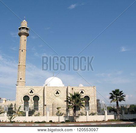 Tel Aviv Hasan-bey Mosque 2009