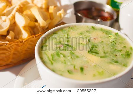 Cabbage Soup Meal