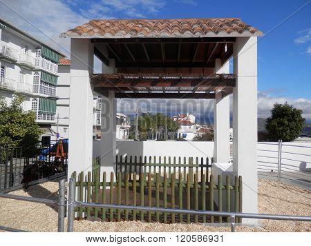 Model Drying House