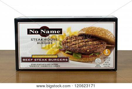 No Name Burgers