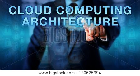 Client Pressing Cloud Computing Architecture