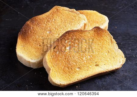 Roasted White Bread