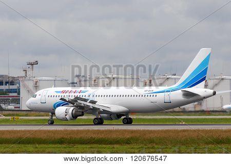 Airbus 320-200 Jet Aircraft