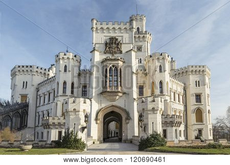 Castle Hluboka, Czech Republic