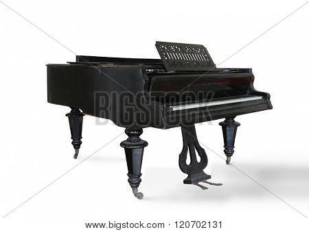 Elegant pianoforte