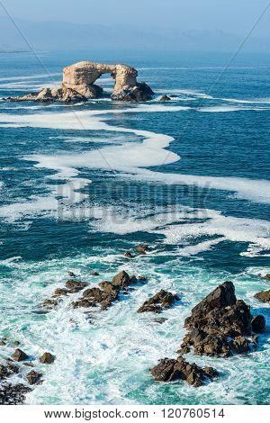 Arch Rock Formation La Portada