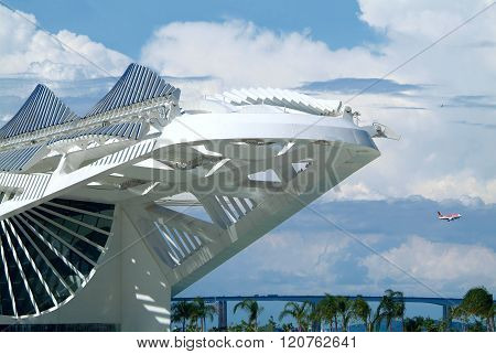 Tomorrow's Museum, Rio De Janeiro, Brazil