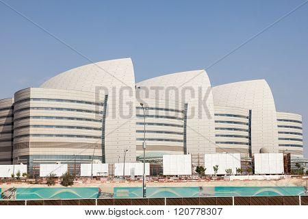 Sidra Medical Research Centre In Doha, Qatar