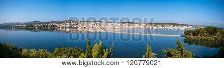 Panoramic View Of Kefallonia