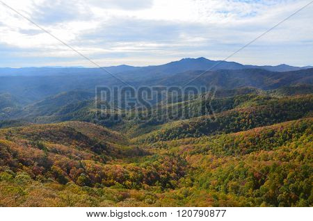 Fall Mountains