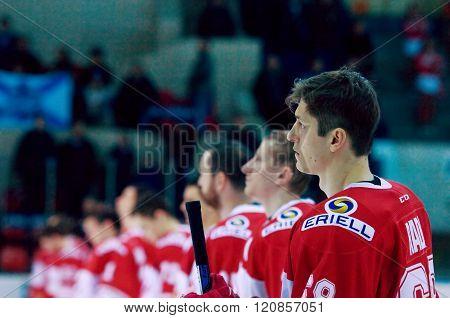 Lukas Radil (69) In Line