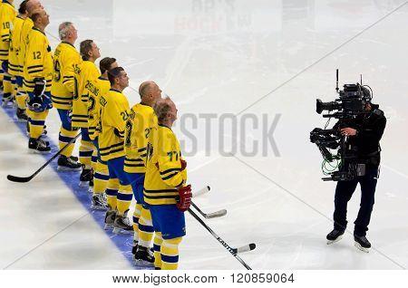 Sweden Anthem Sound