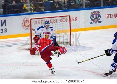 Sergei Fedorov (91) Score