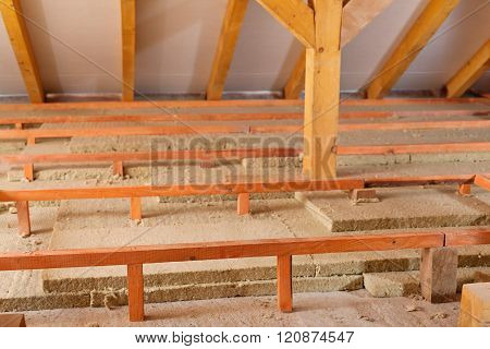 Mineral Wool Panels Used For Thermal Insulation