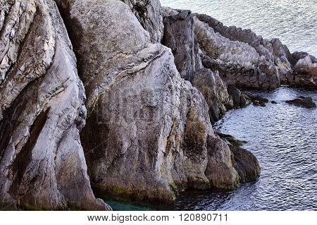 Rocks And Reefs Of The Novaya Zemlya Archipelago