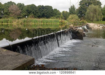 Wehr Dam