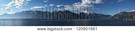Lake Major Landscape, Luino