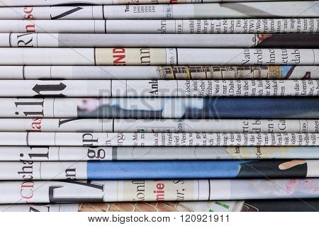 many Newspapers