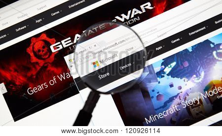 Microsoft Games On The Web.