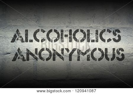 Alcoholic Anonymous Gr