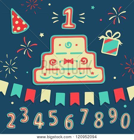 Set Elements Birthday