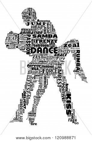 Dance words
