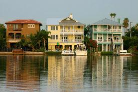 Intercoastal  Waterway Homes