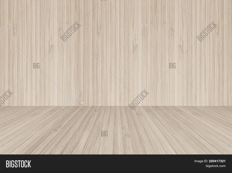 Wood Floor Perspective View On Image Photo Bigstock