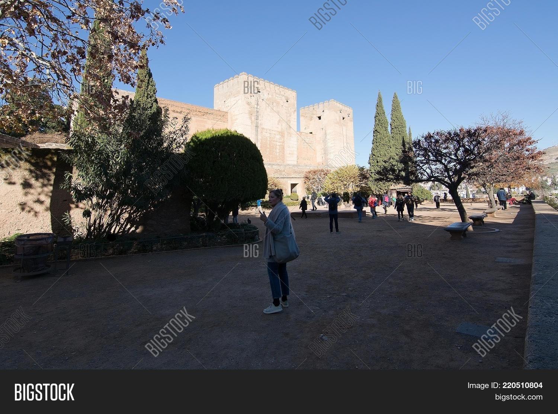 granada andalucia image photo free trial bigstock