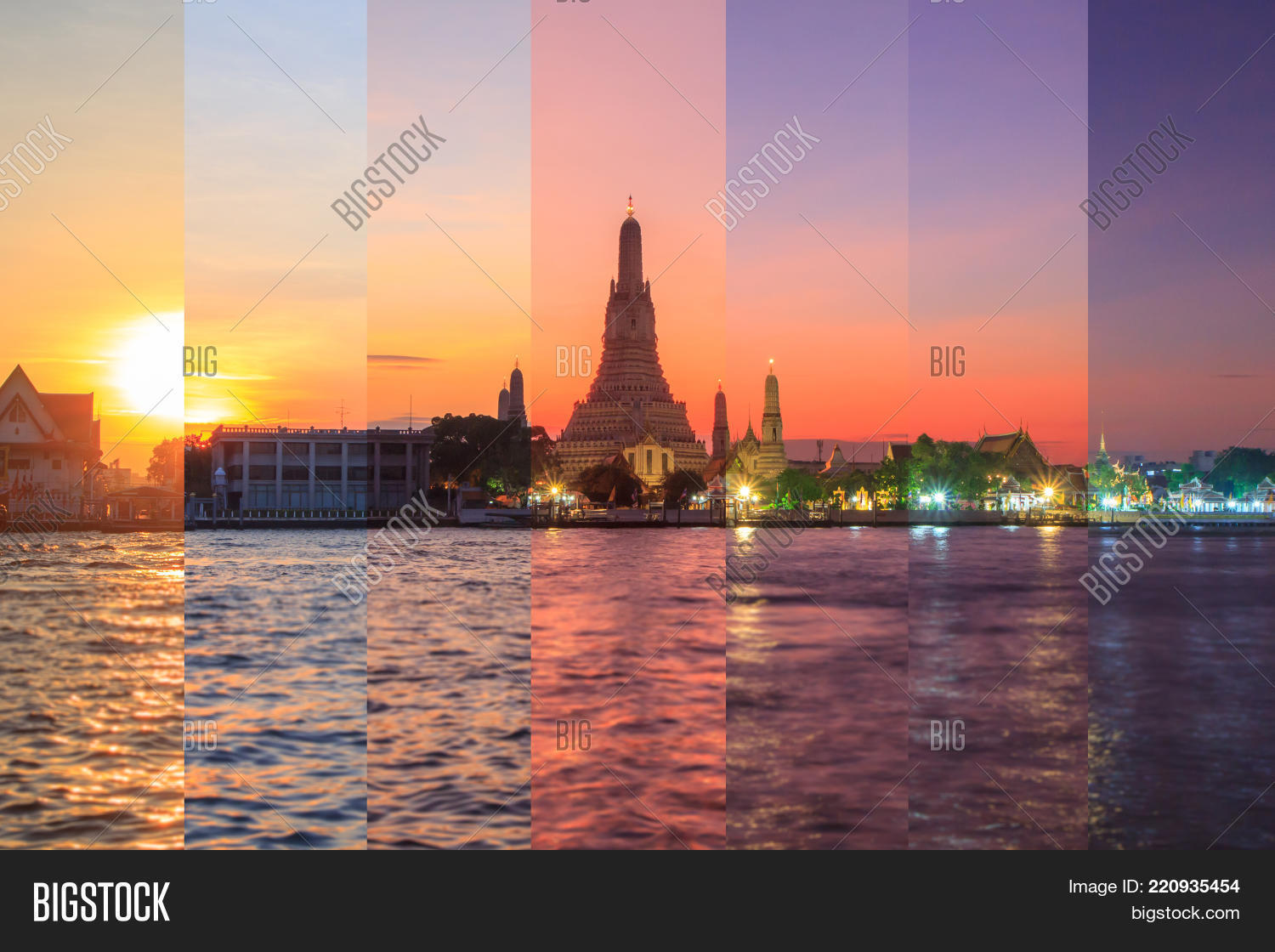 Different Shade Color Image & Photo (Free Trial) | Bigstock