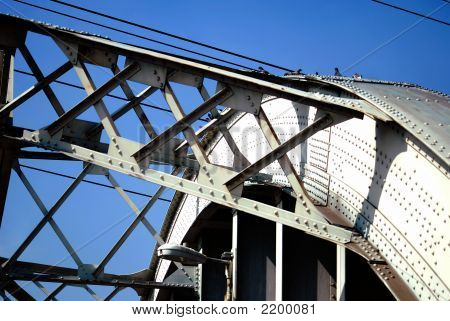 Bridge Support Beams