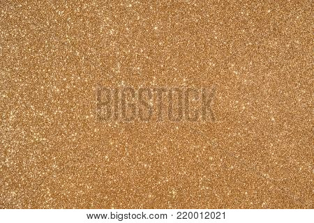 Shiny glimmering gold texture