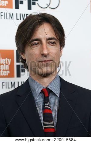 NEW YORK-OCT 1: Director Noah Baumbach attends