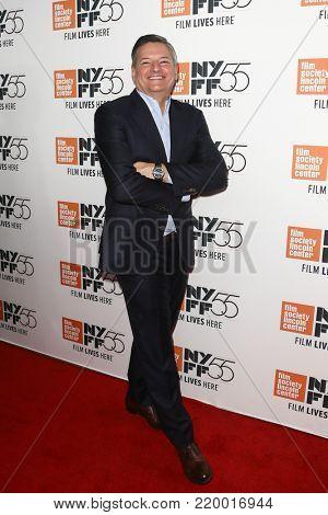 NEW YORK-OCT 1: Netflix CCO Ted Sarandos attends