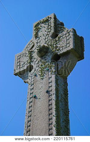 Celtic Cross, Isle of Skye Scotland, UK