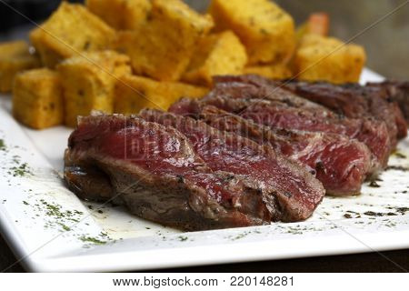 delicious skirt steak