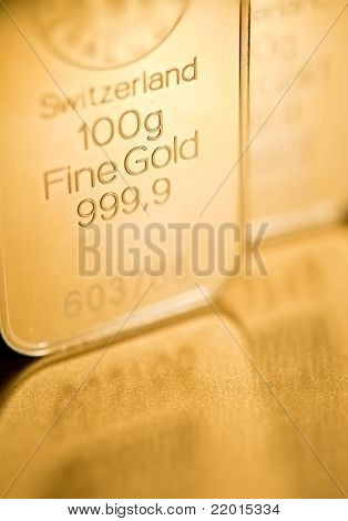 Gold Ingot  Background