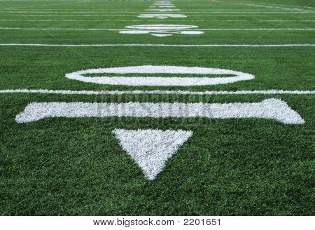 Football Numbers Ten