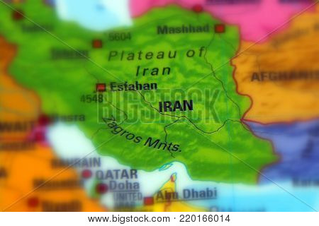 Iran, also known as Persia, officially the Islamic Republic of Iran.