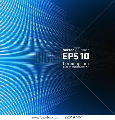 vector tech line, Vector Illustration Sound equalizer