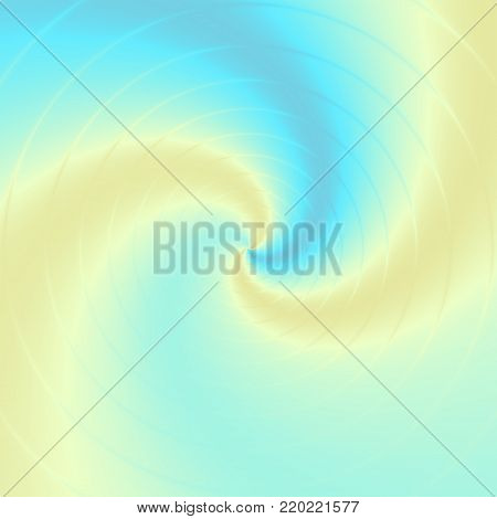 Blue Red Purple Psychedelic Spiral Pattern Background.