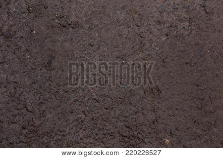 Soil background, close up, dirt, brown, soil,