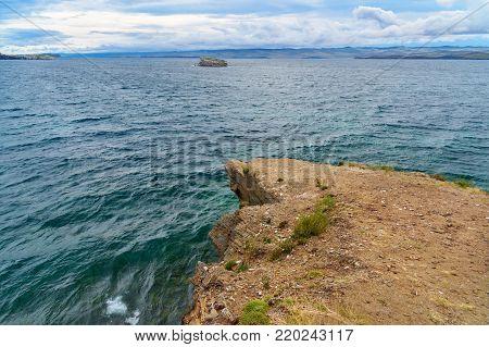 Maloe More On Lake Baikal. Russia
