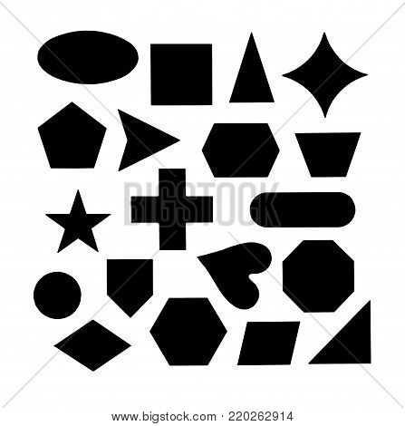 Various Stencil Shapes