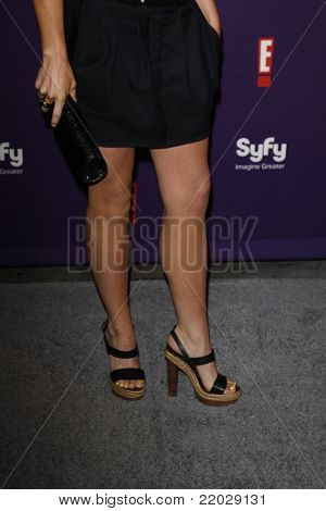 SAN DIEGO - JUL 23: Emily Rose at the SyFy/E! Comic-Con Party at Hotel Solamar in San Diego, California on July 23, 2011.