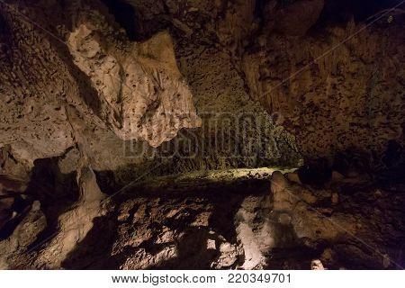 Curacao Netherland Antilles Caves pictures america travel