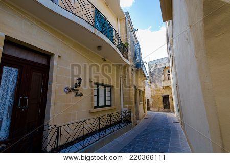 The Parich Church Balzan Malta