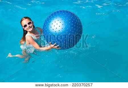 Girl On The Surf Board